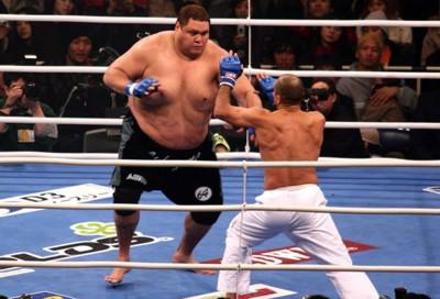 Royce 80kg vs Akebono 240kg